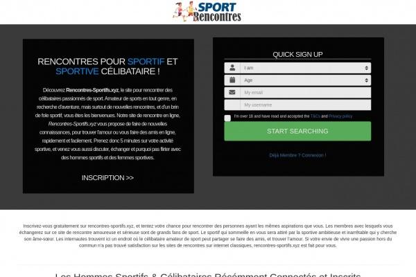 Rencontre sportive sur Rencontres-Sportifs.xyz