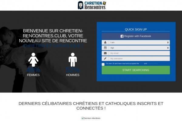 Nouveauté : Chretien-Rencontres.club
