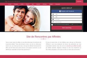 Avis sur Rencontre-Affinites.fr