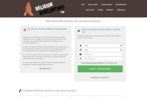 Mormon.Religion-Rencontres.top la plateforme de rencontres religion