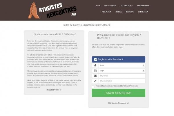 Faire des rencontres religion - Atheisme.Religion-Rencontres.top