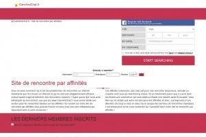 Faire une rencontre tchat - Camandchat.fr