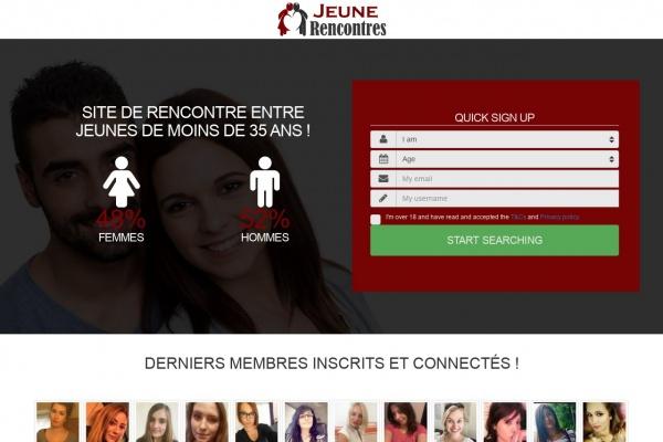 Jeune-Rencontres.club : Site de Rencontres pour jeunes