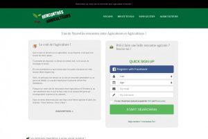 Agriculteur.Meet-Vegans.top : Des Rencontres pour métiers