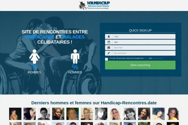 Site.Handicap-Rencontres.date : Une Rencontre handicap