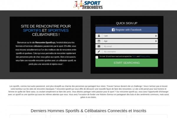 Rencontre-Sportif.xyz : Des Rencontres sportives