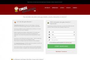 Timide-Rencontres.top - Nouveauté 2021