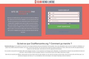 Découvrez Clubrencontre.org