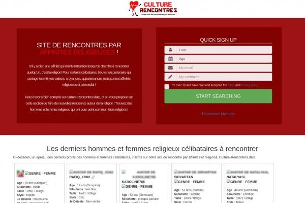 Religions.Culture-Rencontres.date - Présentation et avis