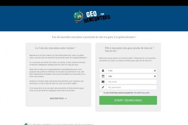 Test & avis de Geo-Rencontres.top
