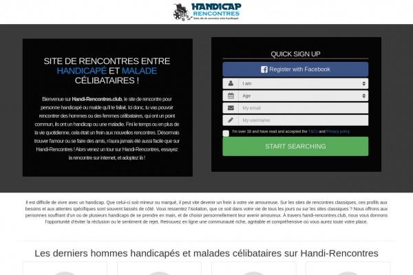Découvrez Handi-Rencontres.club